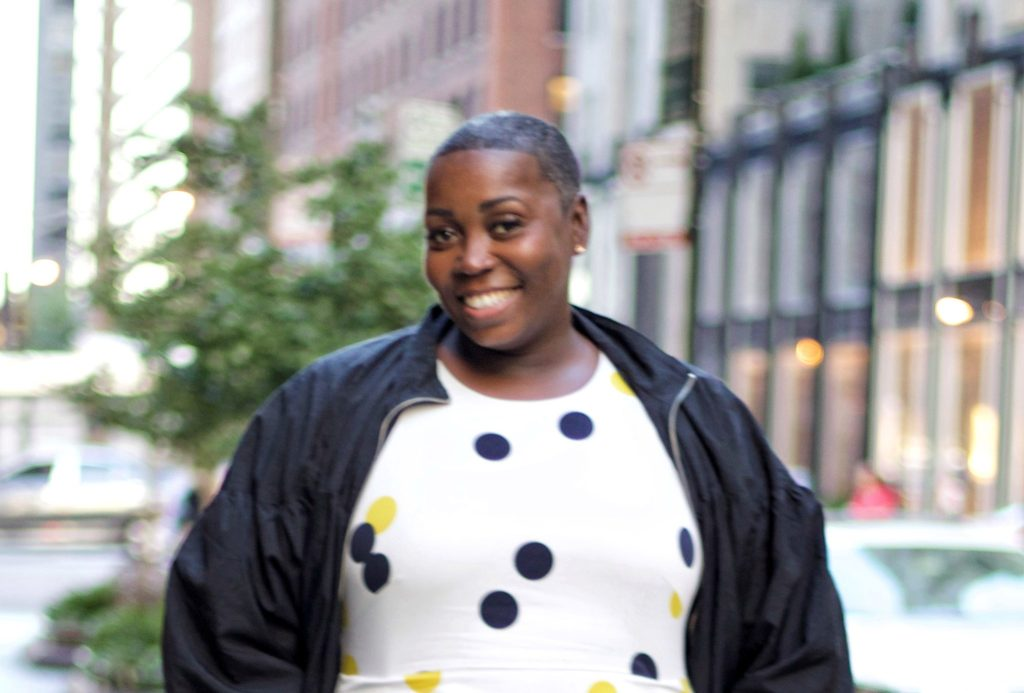 Tomika Bryant from LIfe in Pumps. Philadelphia based blogger, fashion expert and traveler.