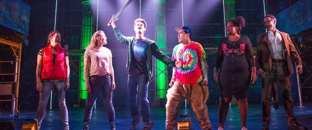 The Lightning Thief, The Percy Jackson Musical 3