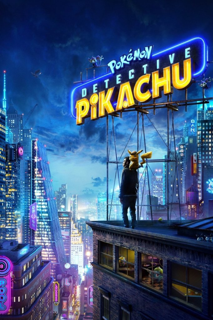 Detective Pikachu #Giveaway