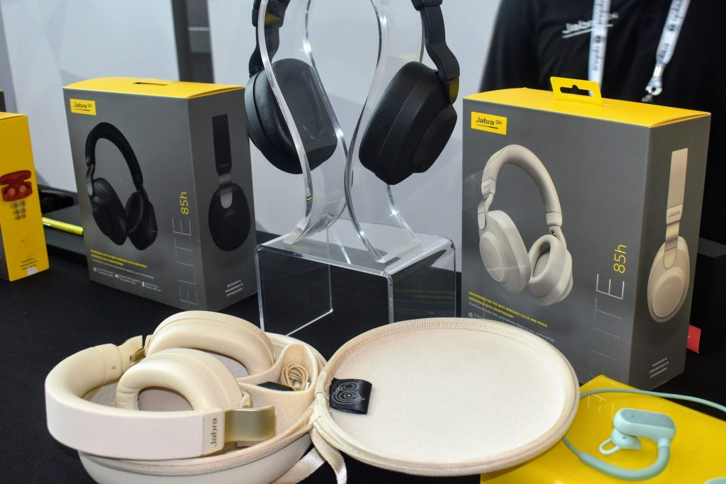 Jabra Noise Canceling Headphones CEWeek NYC