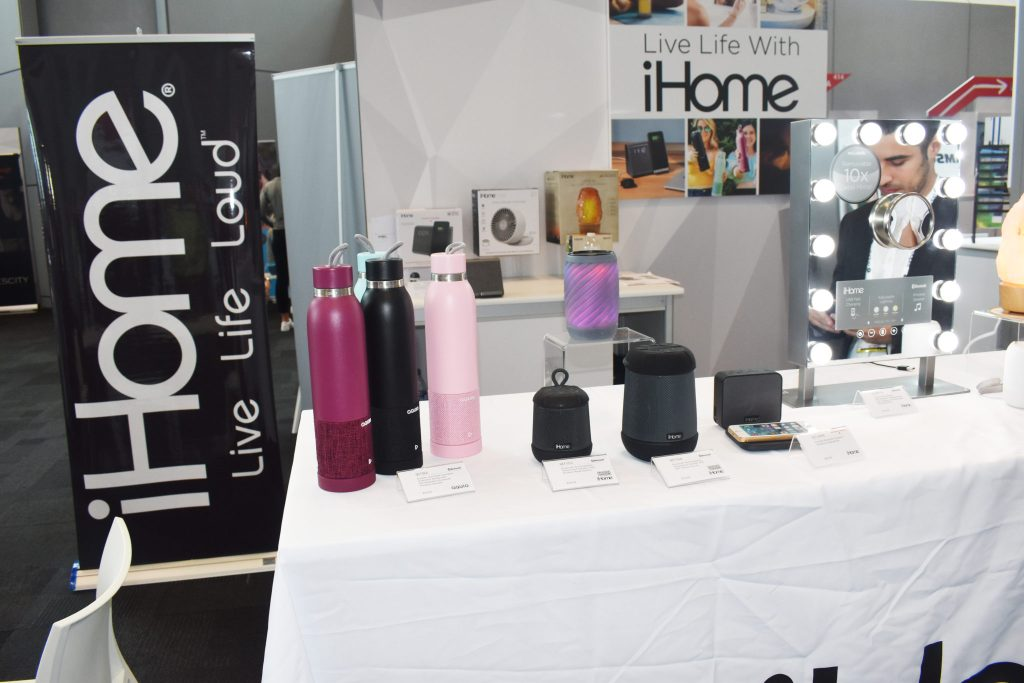 iHome Portable speakers CEWeek NYC