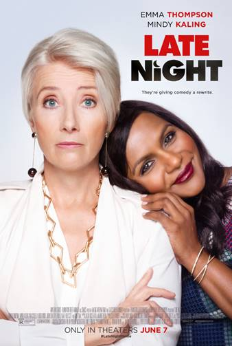 Free Passes to See the Philly Screening of LATE NIGHT 1