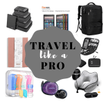 travel accessories for travel enthusiast