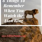 Lion King Spoiler Free Updates