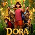 Dora Movie Title Poster