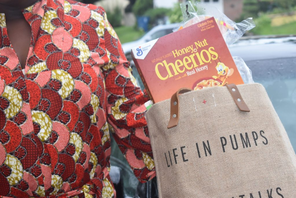 Four Simple Steps to a Healthier You with Honey Nut Cheerios 1