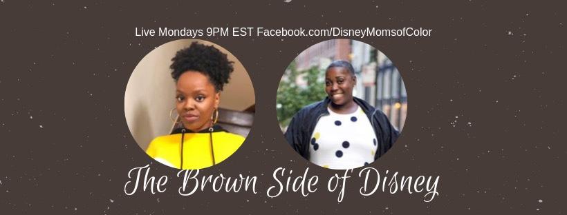 Brown Side of Disney Live Chat Members