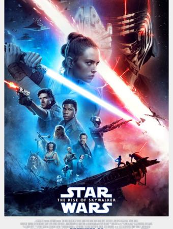Star Wars Final Saga Poster