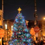 Philadelphia Area Tree Lighting in Passyunk