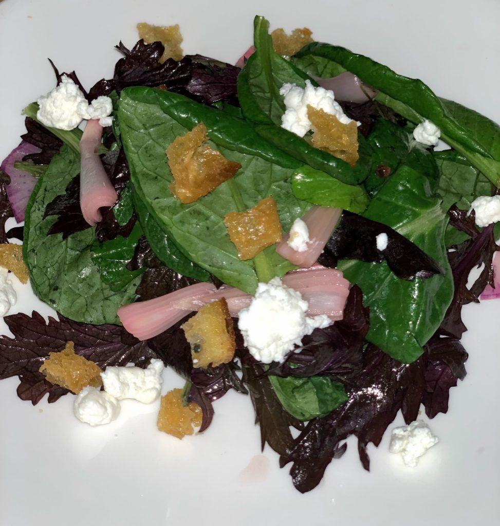 legume bistro menu salad Pittsburgh