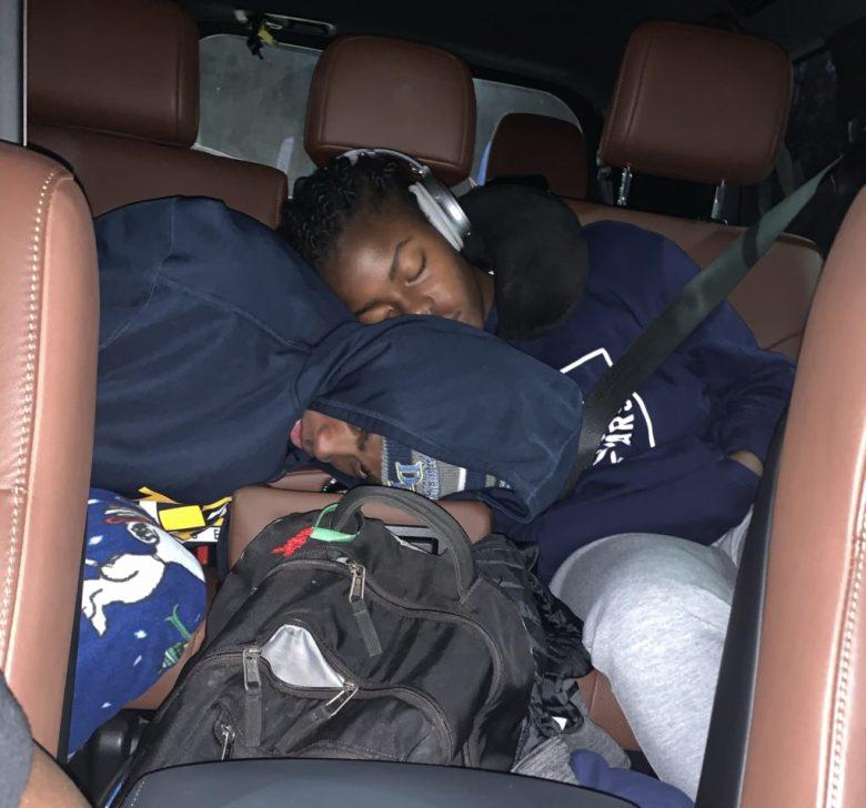 Family road trip, best SUV for family road trip, Toyota RAV4 Hybrid review