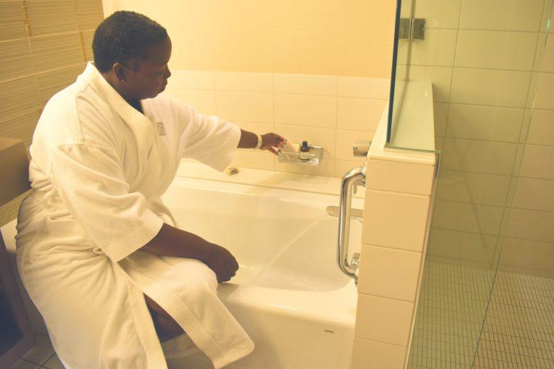 bathroom Fairmount pittsburgh