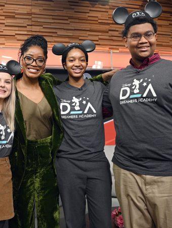 Disney Dreamers Academy 2020 Keke palmer