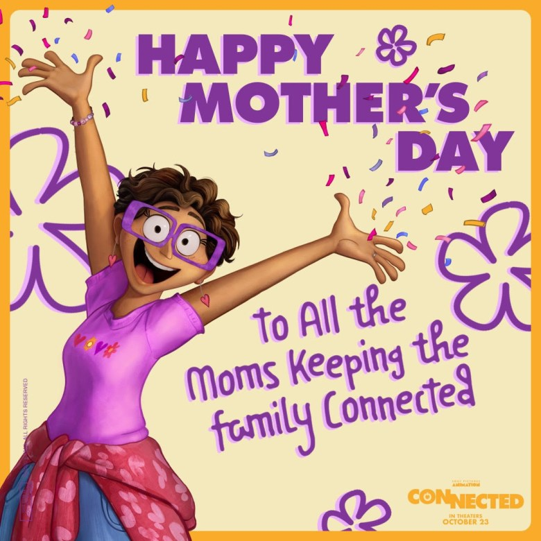 connected Mothers Day