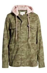 Nordstrom Anniversary Sale Best of What's Left Under $100 #NSale camo cinch waist jacket