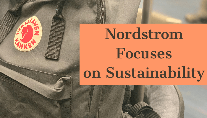 Nordstrom Sustainable Fashion Eco-Friendly Women's Boots and Backpack