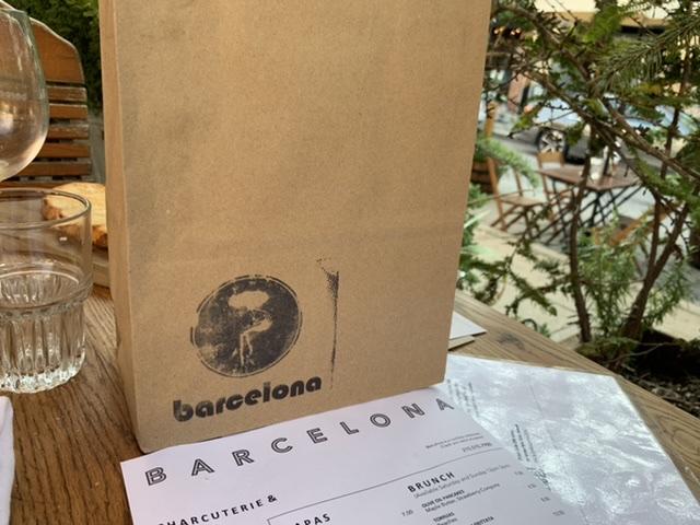 Barcelona wine bar menu east passyunk philly