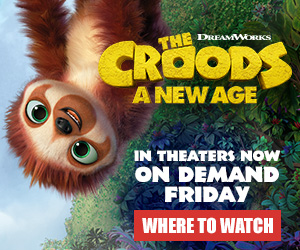 Croods: The New Age Review and Giveaway 1