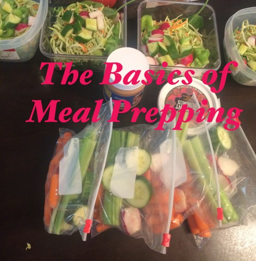The Basics of Meal Prepping