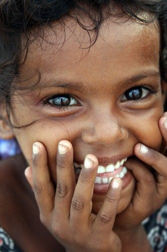 The Precious and Priceless Smile of a Child