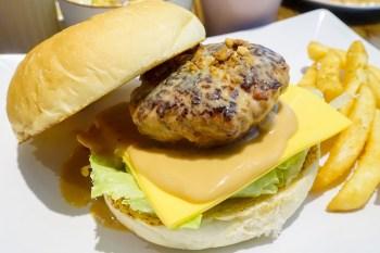【台南中西區美食】小巷內的早午餐|台北來的美食|手作漢堡~找餐tainan
