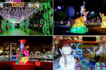 【台南活動】聖誕裝飾點亮市議會夜空 議員就職週年暨聖誕綠化點燈派對~~台南市議會