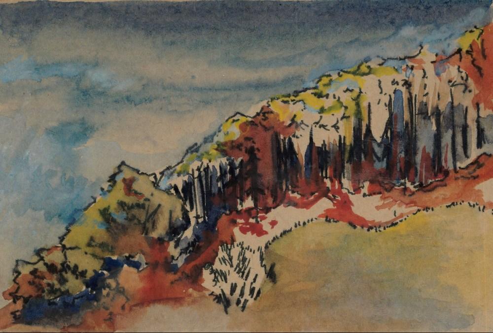 Cheshire--Sabuteo-view-of-slope-2-Sketch-2017