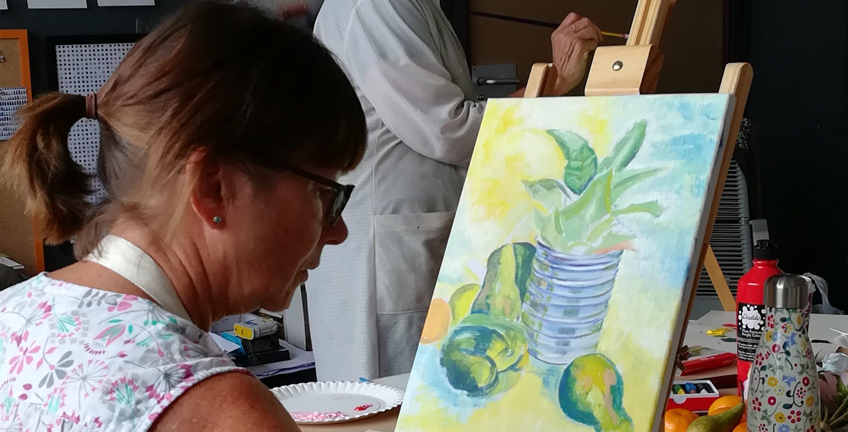 Impressionism & Capturing Light – Still Life Painting