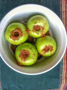 Baked Breakfast Apples