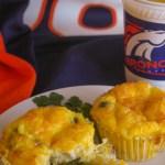 Denver (Bronco) Omelet Muffins
