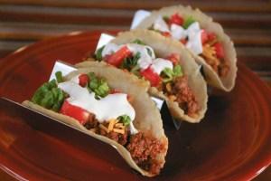 best beef taco