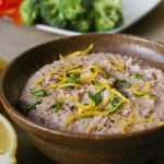 Lemony White Bean Dip