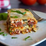 Healthy Chicken Lasagna