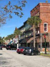 Brunswick, GA main street