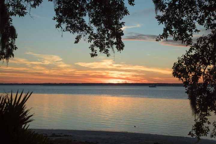 Cumberland-sunset
