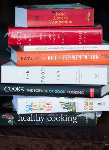 recipe development resources