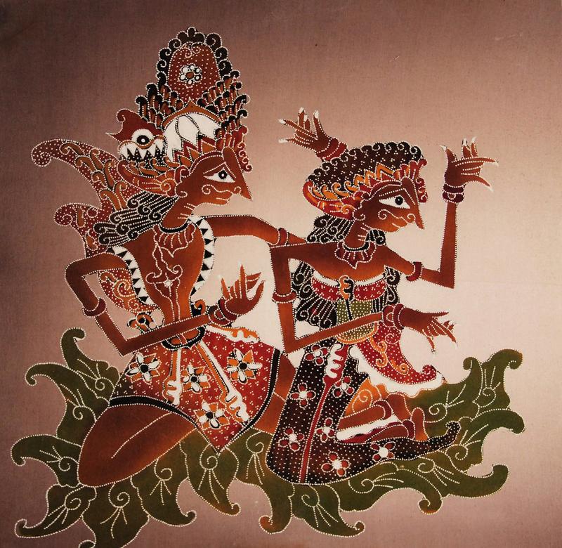 Indonesian Wayang Kulit