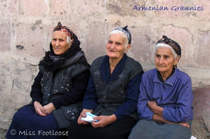 Armenian grandmothers