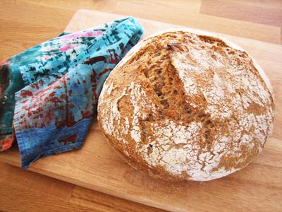Good crusty bread