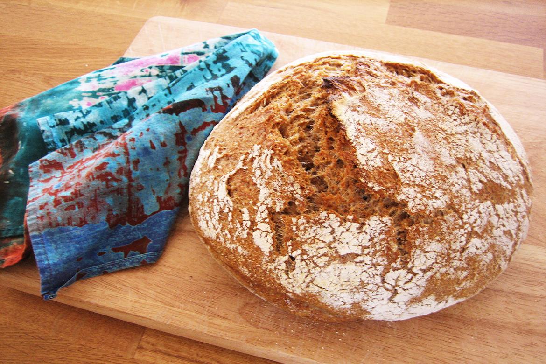 Crusty European Bread