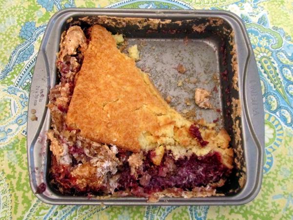 Cake Disaster