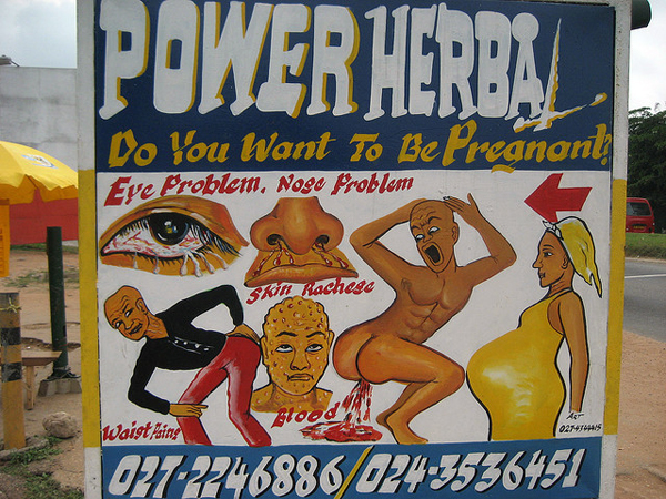 Ghanaian herbal remedies