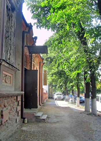 Chisinau street