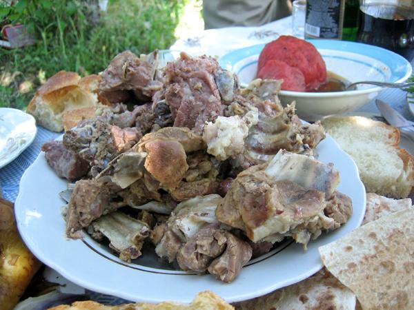 Armenian picnic