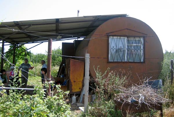 Armenian summer house