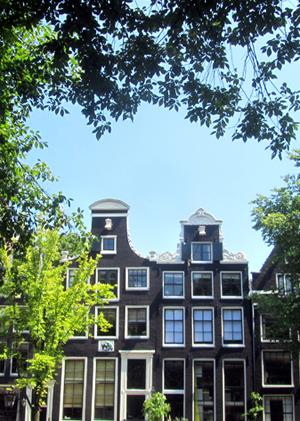 Romantic Amsterdam