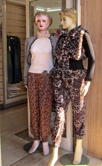 Funky mannequins
