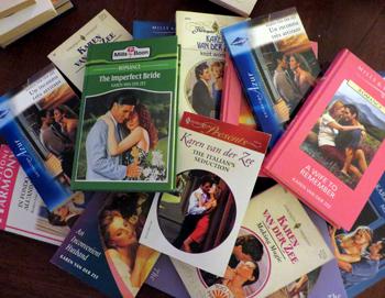 Books by Karen van der Zee