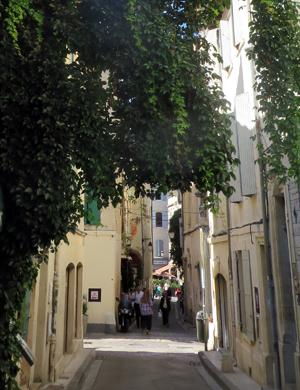 Street in Arles