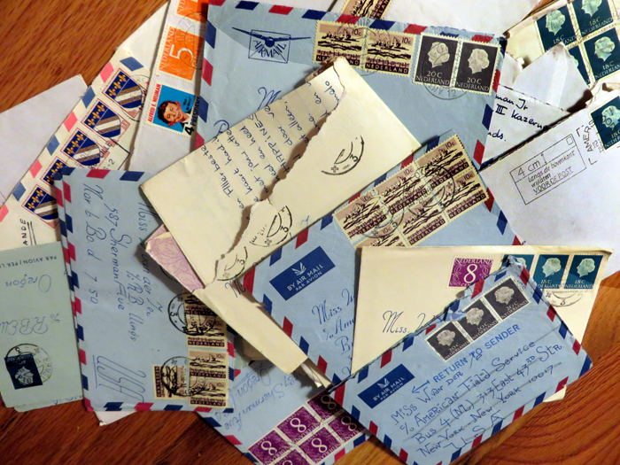 Expat letters